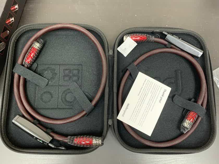 AudioQuest Fire Balanced XLR 1m New!!