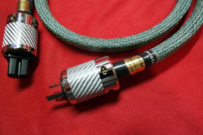 Crystal Clear Audio Magnum Opus Power Cable 1.5 meter