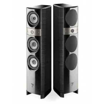 Floorstanding Speakers (Black Oak):