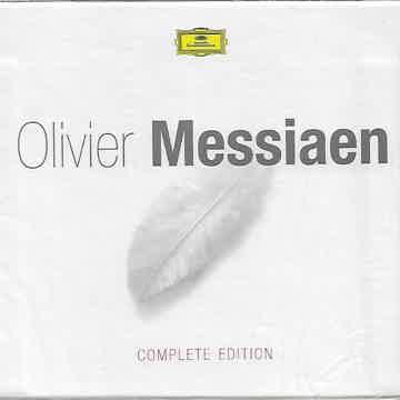 Messiaen Complete Edition Deutsche Grammophon 32 CD