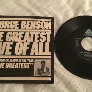 George Benson  The Greatest Love Of All Long Version 45...