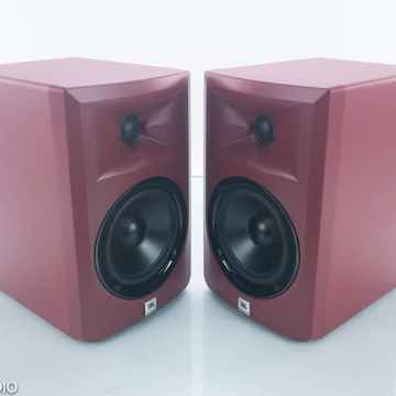 LSR 305-MR Powered Bookshelf Speakers