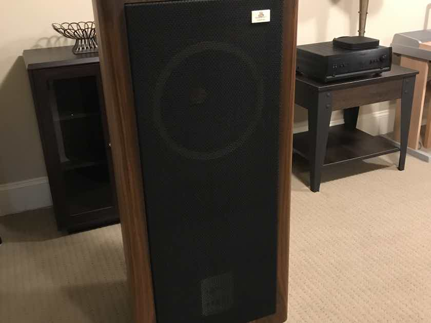 Tannoy GRF 90 with Tannoy Reference Speaker Cables