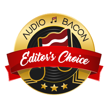 Audio Bacon Edito's Choice Award