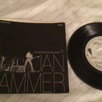 Jan Hammer Promo EP NM Vinyl  The Original Performances