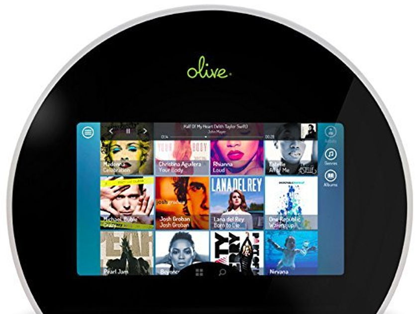 Olive ONE All-In-One HD Home Music Player, 1TB