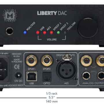 Mytek Digital - Liberty DAC