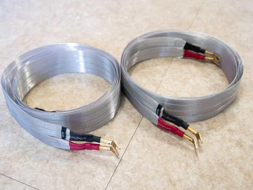 Nordost Valhalla speaker cables.