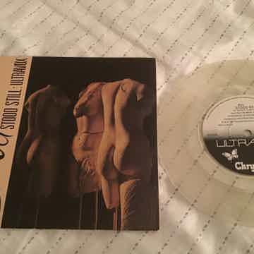 Ultravox All Stood Still U.K. Clear Vinyl With Picture ...