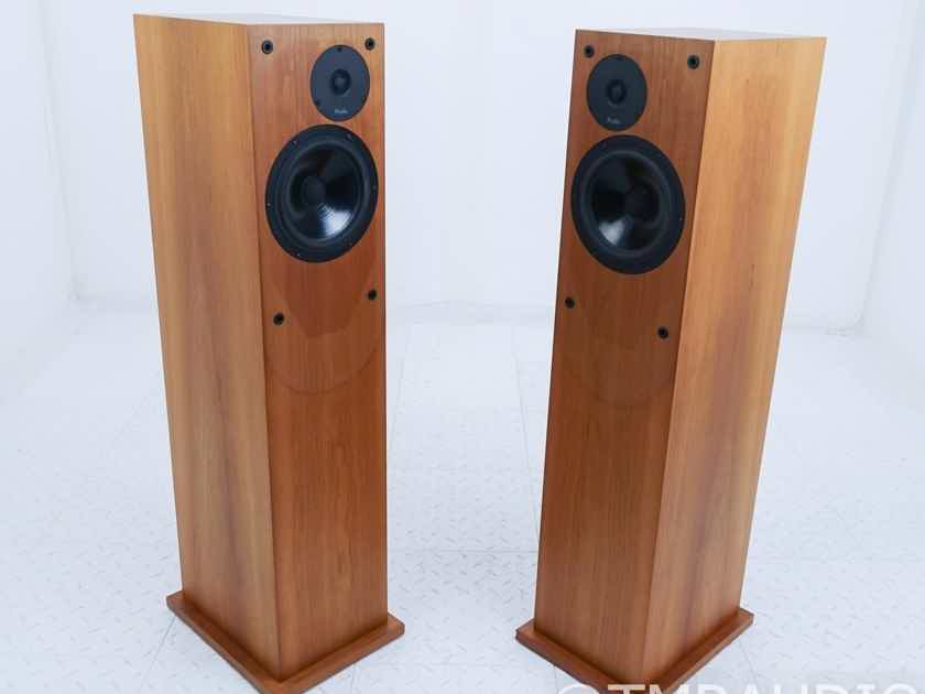 ProAc Studio 125 Floorstanding Speakers; Cherry Pair (17423)