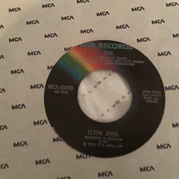 Elton John  Ego/Flinstone Boy 45  NM