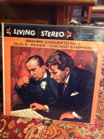 Brahms Concerto No 2