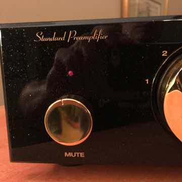 Standard Preamplifier Limited Edition MK II Signature