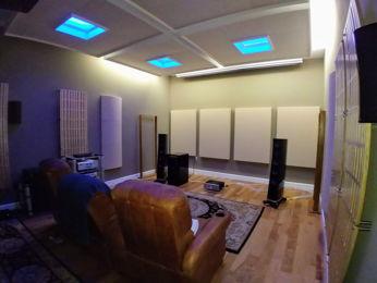Len's Dedicated Acoustic Room