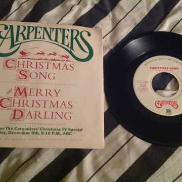 The Carpenters  Christmas Song/Merry Christmas Darling