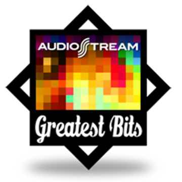Award from AudioStream.com