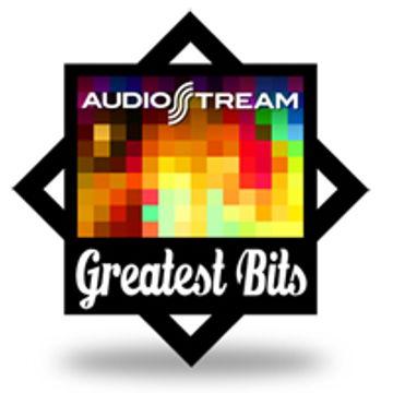 Award from AudioStream.com