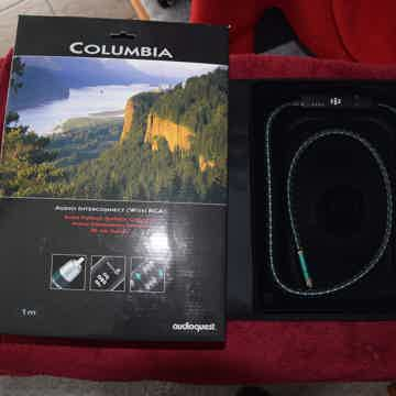AudioQuest Columbia int RCA (pair)
