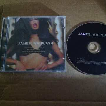 James - Whiplash Fontana Mercury Records Compact Disc