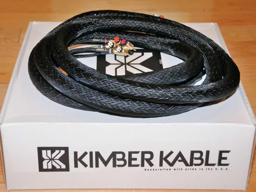Kimber Kable Bifocal XL Speaker Cable Pair - Like New