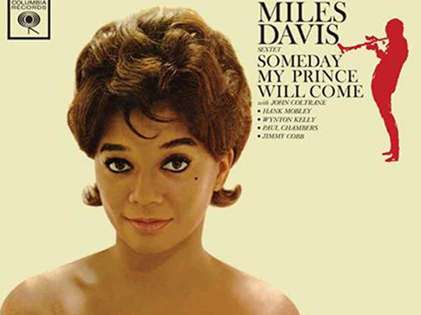 Miles Davis - Someday My Prince Will Come 180g 45RPM 2LP Set from Analogue Productions