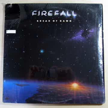 Firefall - Break Of Dawn - 1982 Atlantic 80017-1