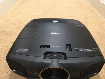 levihancock's System Epson projector
