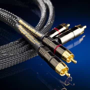 Morrow Audio - MA3 interconnects. Great resolution and ...
