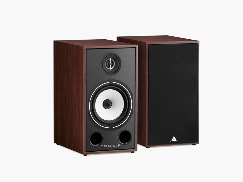 Triangle Borea BR03 --  10% OFF August Special! Hurry, quantities are limited at this price! Zero Fidelity's Top Pick Under $1000! Another Superb Speaker Design from Triangle Electroacoustique!