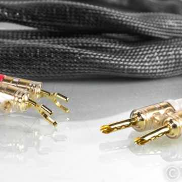 Master-Built Audio Signature Series Speaker Cables