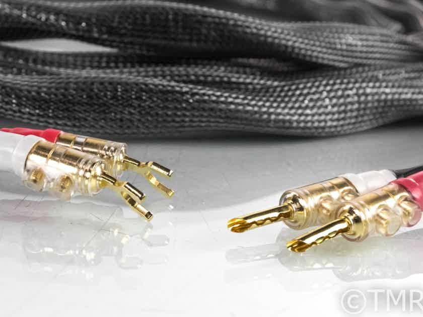 Master-Built Audio Signature Series Speaker Cables; 12ft Pair (22010)