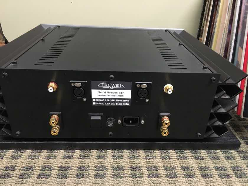 Find pass labs watt j2 120v used excellent condition reno fi