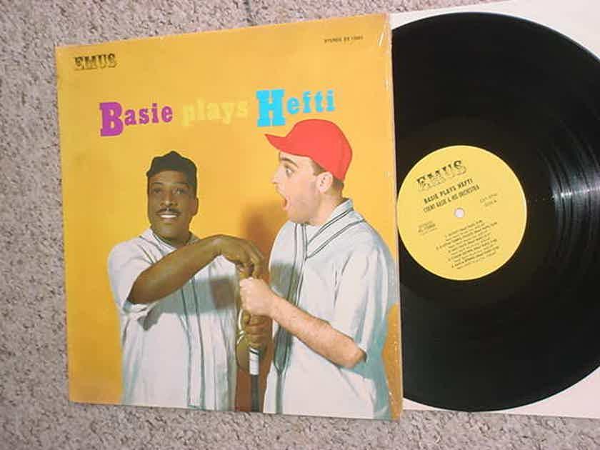 jazz Basie plays Hefti - lp record in shrink EMUS ES 12003