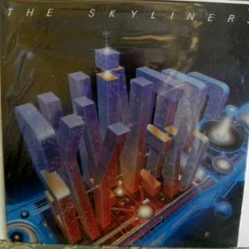 THE SKYLINERS - THE SKYLINERS 1ST EDITION NM
