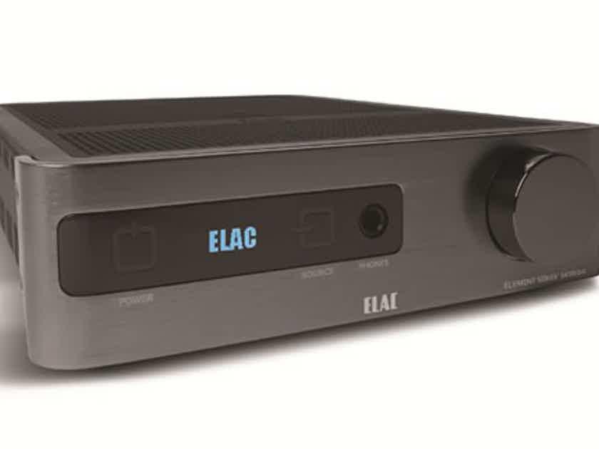 ELAC AUDIO EA101EQ-G Element Integrated Amplifier