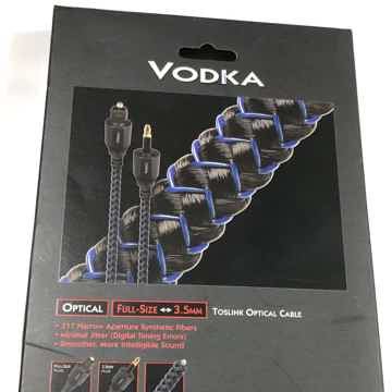 AudioQuest Vodka Toslink Optical Cable