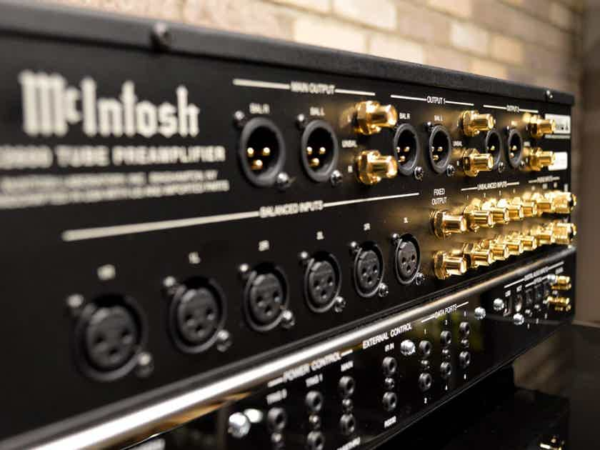 McIntosh C2600 Tube Stereo Preamplifier
