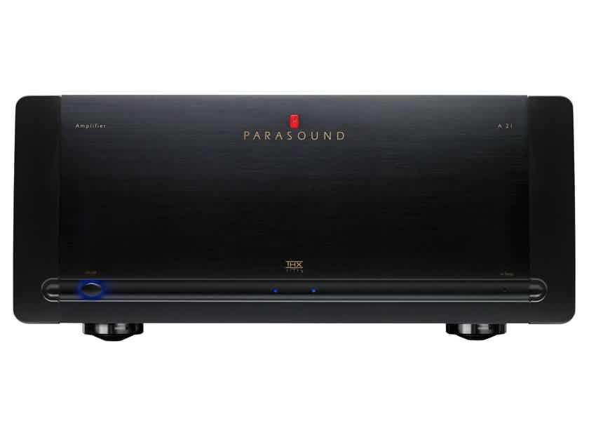 Parasound A 21 2 Channel Power Amplifier