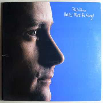 Phil Collins - Hello, I Must Be Going! - 1982  Atlantic...