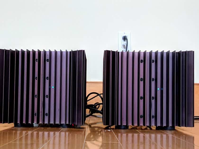 Pass Labs Aleph 2 Monoblock Amps