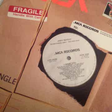 Jody Watley I Want You MCA Records Promo 12 Inch EP
