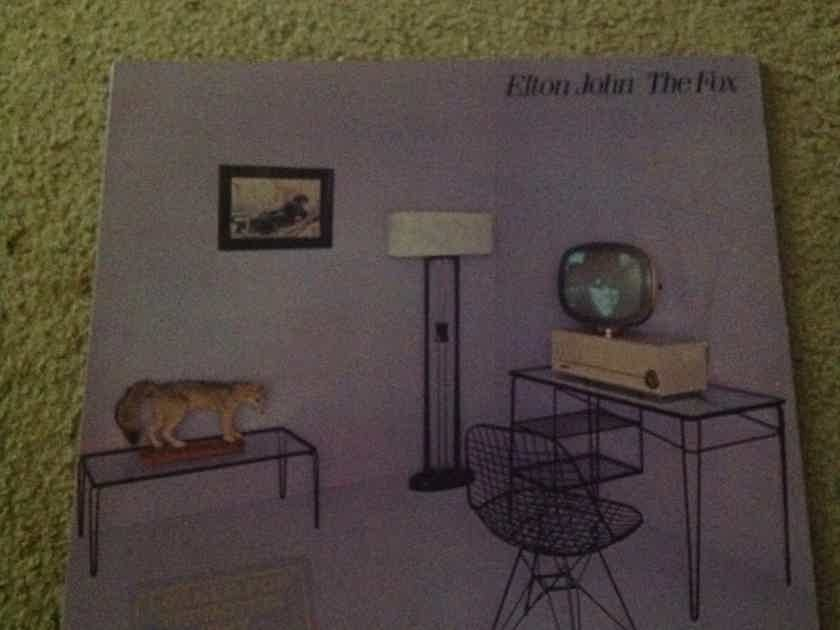 Elton John - The Fox Geffen Records Quiex Audiophile Vinyl LP NM