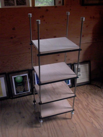 Basis with Linn shelving (birch),this is the unit for sale, $999