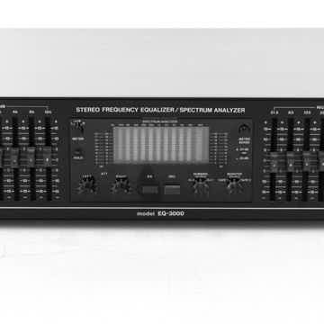 EQ-3000 Stereo Equalizer / Spectrum Analyzer