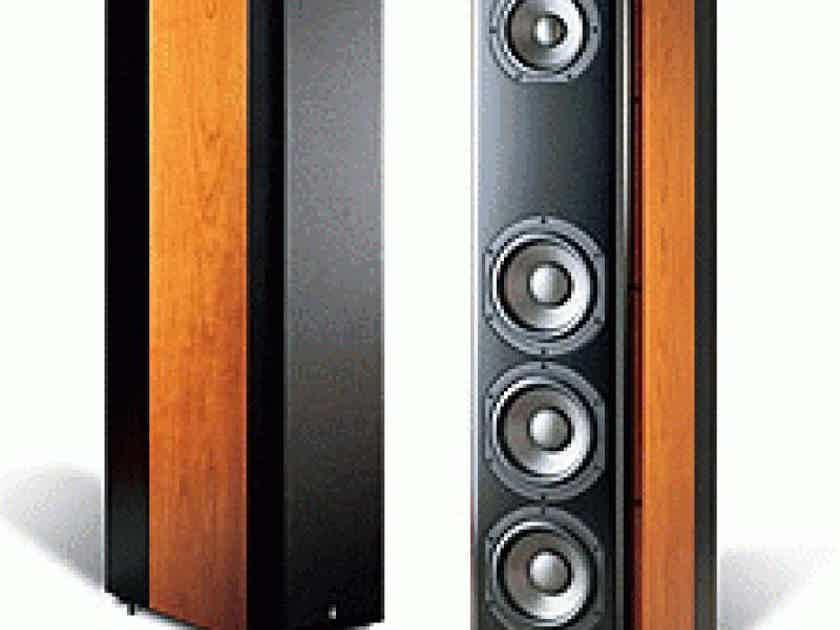 Revel Performa F52 Floorstanding Speakers; Natural Cherry Pair (New) (18542)