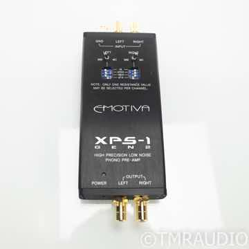 Emotiva XPS-1 Gen 2 MM / MC Phono Preamplifier