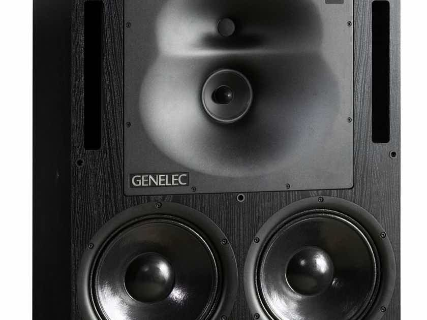 Pair of Genelec HT-324s - OPEN BOX - NEVER USED