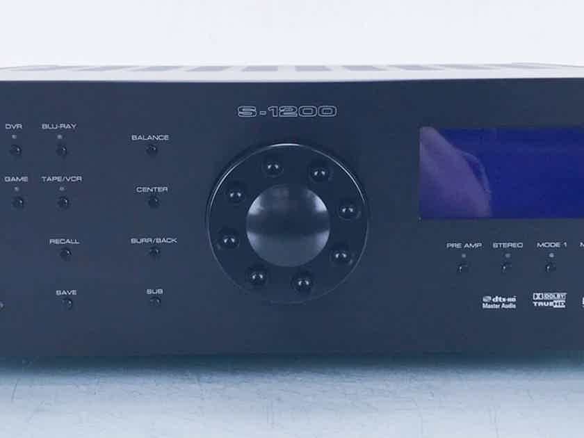 Krell S-1200U Home Theater Preamplifier / Processor 7.1 Channel; Remote; 3D (15181)
