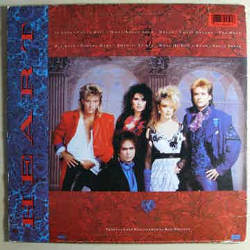 Heart  - Heart  - Sheffield Lab Matrix Mastered 1985 Ca...