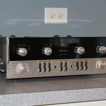 McIntosh MA230 vacuum tube integrated amplifier VINTAGE...